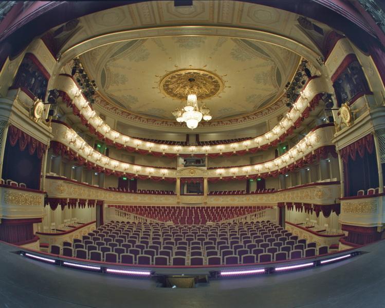 Комиссионный сбор при покупке билетов в театр