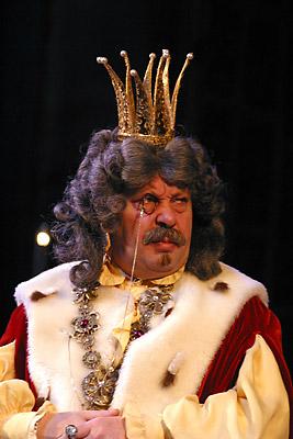 Евгений шварц голый король рецензия